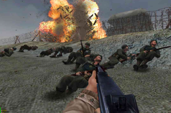 Game PC Medal of Honor