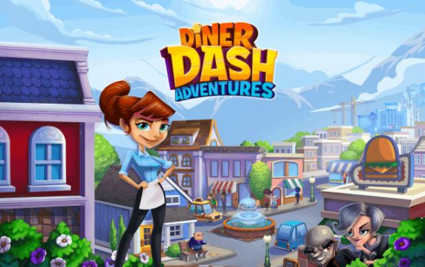 download game diner dash